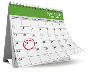 Pregnancy calendar due date calendar template 2016